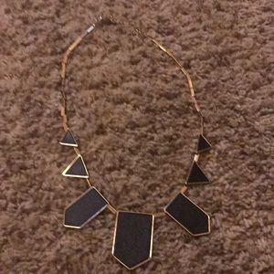 House of Harlow Hexagon Necklace